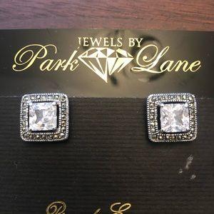 """Park Lane """"Desire"""" Pierced Earrings"""